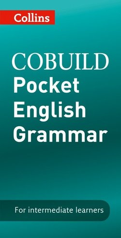 Collins COBUILD Learner's Pocket Grammar -  - 9780007443260
