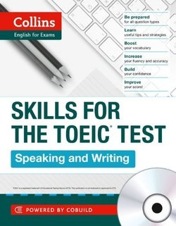 Collins Skills for the TOEIC Test: Speaking and Writing with Audio CD -  - 9780007460588