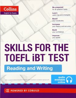 Collins Skills for the TOEFL iBT Test: Reading and Writing with Audio CD -  - 9780007460595