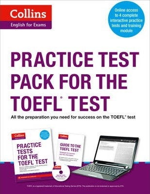 Collins Practice Tests for the TOEFL Test with MP3 CD -  - 9780007499700
