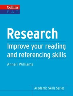 Collins English for Academic Purposes: Research - Anneli Williams - 9780007507115