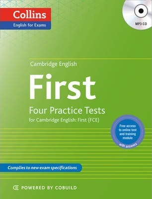Cambridge English: First (FCE) Four Practice Tests with MP3 Audio CD - Peter Travis - 9780007529544