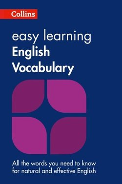 Collins Easy Learning English Vocabulary (2nd Edition) - Collins Dictionaries - 9780008101770