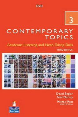 Contemporary Topics (3rd Edition) 3 Advanced DVD -  - 9780131358102