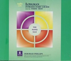 Longman Introductory Course for the TOEFL Test (Paper Test) Audio CDs - Deborah Phillips - 9780131847163