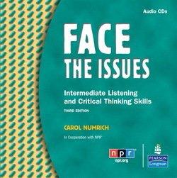 Face the Issues Class Audio CDs - Carol Numrich - 9780131992207