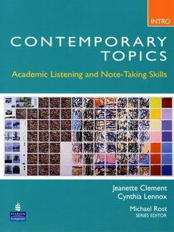 Contemporary Topics (3rd Edition) Intro Student's Book - Jeanette Clement - 9780132075176