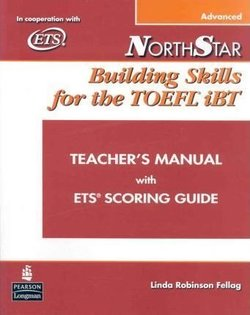 NorthStar Building Skills for the TOEFL iBT Advanced Teacher's Manual with Audio CD -  - 9780132273527