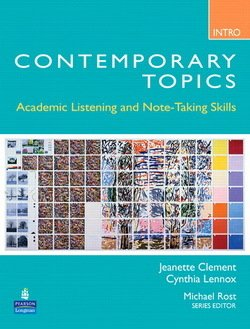 Contemporary Topics (3rd Edition) Intro Student Book with DVD -  - 9780132316040