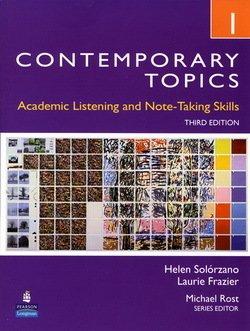 Contemporary Topics (3rd Edition) 1 Intermediate Student's Book - Helen S. Solorzano - 9780132355704
