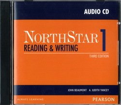 NorthStar (4th Edition) Reading & Writing 1 Classroom Audio CDs - John Beaumont - 9780133382433