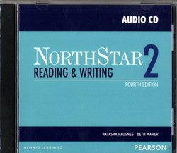 NorthStar (4th Edition) Reading & Writing 2 Classroom Audio CDs - Natasha Haugnes - 9780133393392