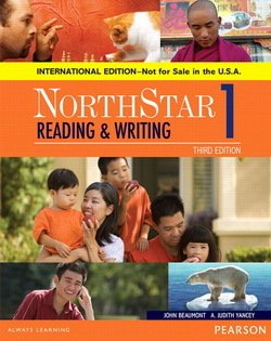 NorthStar (4th Edition) Reading & Writing 1 Student Book (International Edition) - John Beaumont - 9780134049748