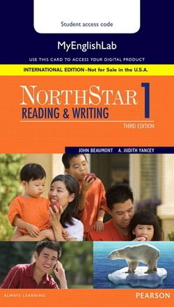 NorthStar (4th Edition) Reading & Writing 1 MyEnglishLab Internet Access Card - John Beaumont - 9780134077956