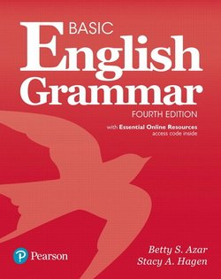 Basic English Grammar (4th Edition) Student's Book with Online Resources - Betty S Azar - 9780134656588