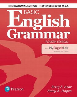 Basic English Grammar (4th Edition) Student's Book with MyEnglishLab - Betty S. Azar - 9780134661155