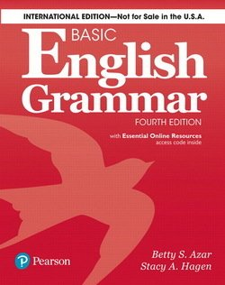 Basic English Grammar (4th Edition) Student's Book with Essential Online Resources - Betty S Azar - 9780134661162