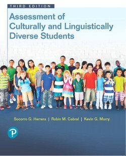 Assessment of Culturally and Linguistically Diverse Students (3rd Edition) - Socorro G. Herrera - 9780134800325