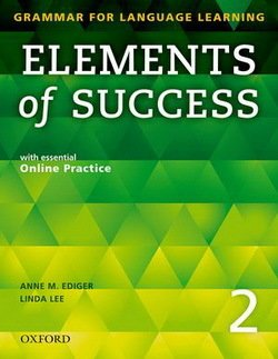Elements of Success 2 Student Book with Online Practice - Ediger