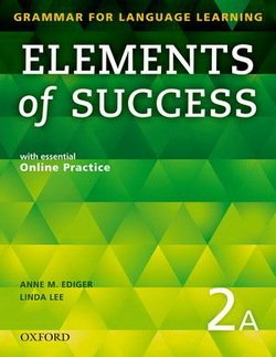 Elements of Success 2 Student Book A (Split Edition) with Online Practice -  - 9780194028240