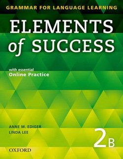 Elements of Success 2 Student Book B (Split Edition) with Online Practice -  - 9780194028257