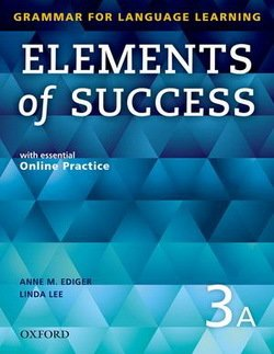 Elements of Success 3 Student Book A (Split Edition) with Online Practice -  - 9780194028271
