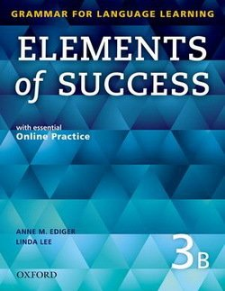 Elements of Success 3 Student Book B (Split Edition) with Online Practice -  - 9780194028288