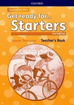 Get Ready for (2nd Edition - 2018 Exam) Starters Teacher's Book with Classroom Presentation Tool - Petrina Cliff - 9780194041683
