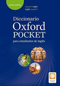 Diccionario Oxford Pocket para Estudiantes de Ingles Spanish-English