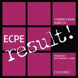 ECPE Result Class Audio CD (1) - Peter May - 9780194305488