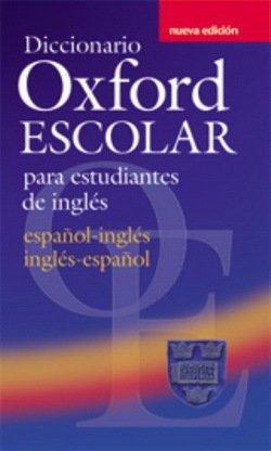 Diccionario Oxford Escolar para Estudiantes Ingles (2nd Edition) Central American Edition -  - 9780194308984