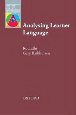 Analysing Learner Language - Rod Ellis - 9780194316347