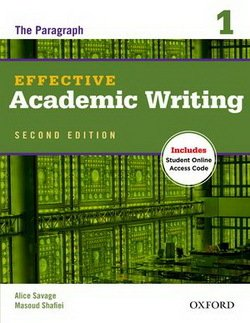 Effective Academic Writing (2nd Edition) 1 Student Book with Online Access Code -  - 9780194323468