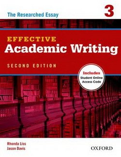 Effective Academic Writing (2nd Edition) 3 Student Book with Online Access Code -  - 9780194323482