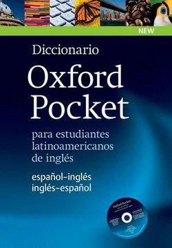 Diccionario Oxford Pocket Para Estudiantes Latinoamericanos de Ingles with CD-ROM -  - 9780194337335