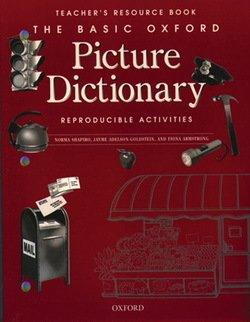 Basic Oxford Picture Dictionary Teacher's Resource Book - Margot F. Gramer - 9780194344692