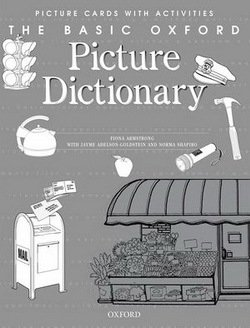Basic Oxford Picture Dictionary Picture Cards - Margot F. Gramer - 9780194345651