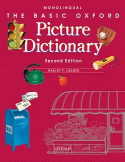 Basic Oxford Picture Dictionary Monolingual - Margot F. Gramer - 9780194372329