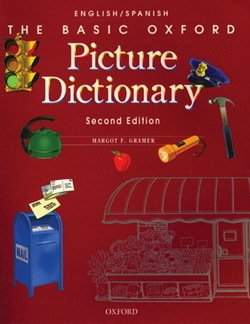 Basic Oxford Picture Dictionary Bilingual Spanish - Gramer