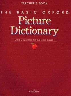 Basic Oxford Picture Dictionary Teacher's Book - Margot F. Gramer - 9780194372374