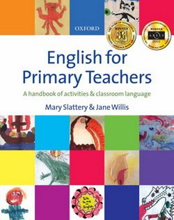 English for Primary Teachers with Audio CD - Mary Slattery - 9780194375627