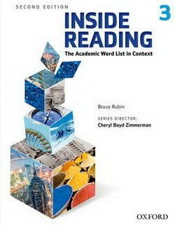 Inside Reading (2nd Edition) 3 (Upper Intermediate) Student's Book with Online Audio - Rubin