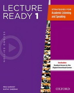 Lecture Ready! (2nd Edition) 1 (Pre-Intermediate) Student's Book Pack -  - 9780194417273