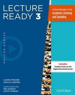Lecture Ready! (2nd Edition) 3 (Advanced) Student's Book Pack - Frazier