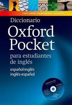 Diccionario Oxford Pocket para Estudiantes de Ingles with CD-ROM Spanish-English
