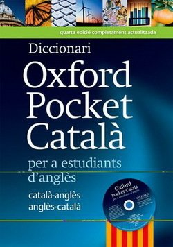 Diccionario Oxford Pocket Catalan (4th Edition) with CD-ROM -  - 9780194419284