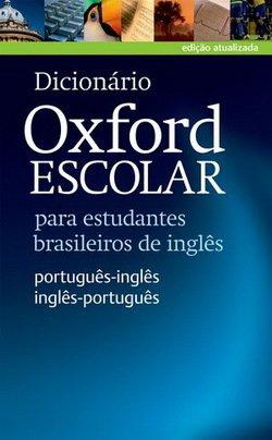 Dicionario Escolar Oxford para Estudantes Brasileiros de Ingles (Revised Edition) -  - 9780194419505