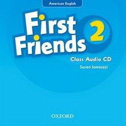 American First Friends 2 Class Audio CD -  - 9780194433266