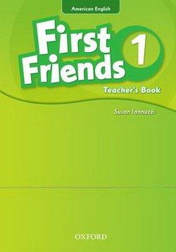 American First Friends 1 Teacher's Book -  - 9780194433525