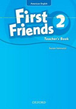American First Friends 2 Teacher's Book - Iannuzzi